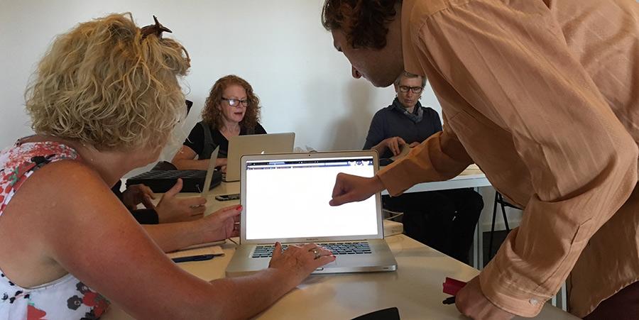 WordPress Training Melbourne - Glenn